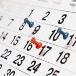 Calendarios para imprimir del 2019