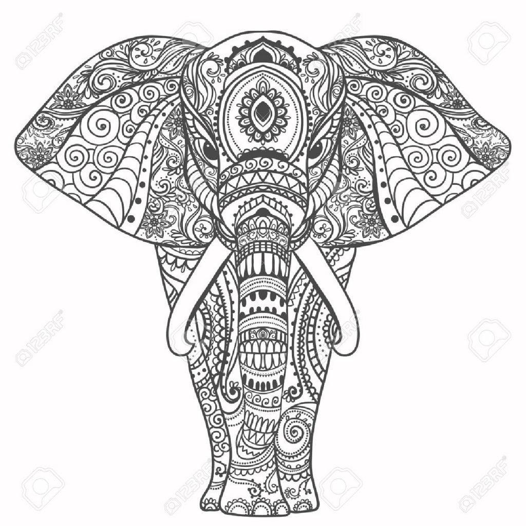 Mandalas De Animales Para Colorear Dificiles La mayoría de las imágenes muestra a animales salvajes que solo podemos ver en la selva o en la sabana africana, por ejemplo: mandalas de animales para colorear
