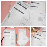 Planificadores para imprimir